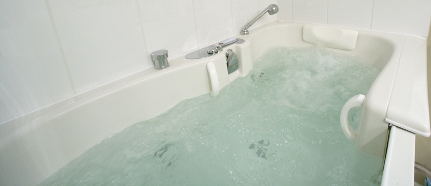 Hydrotherapy Bathtub | Aquassure