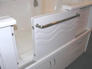 Tub Door