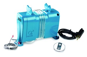Ozone disinfection system
