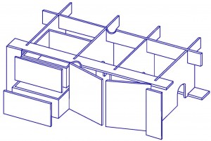 Cabinet Base drawing