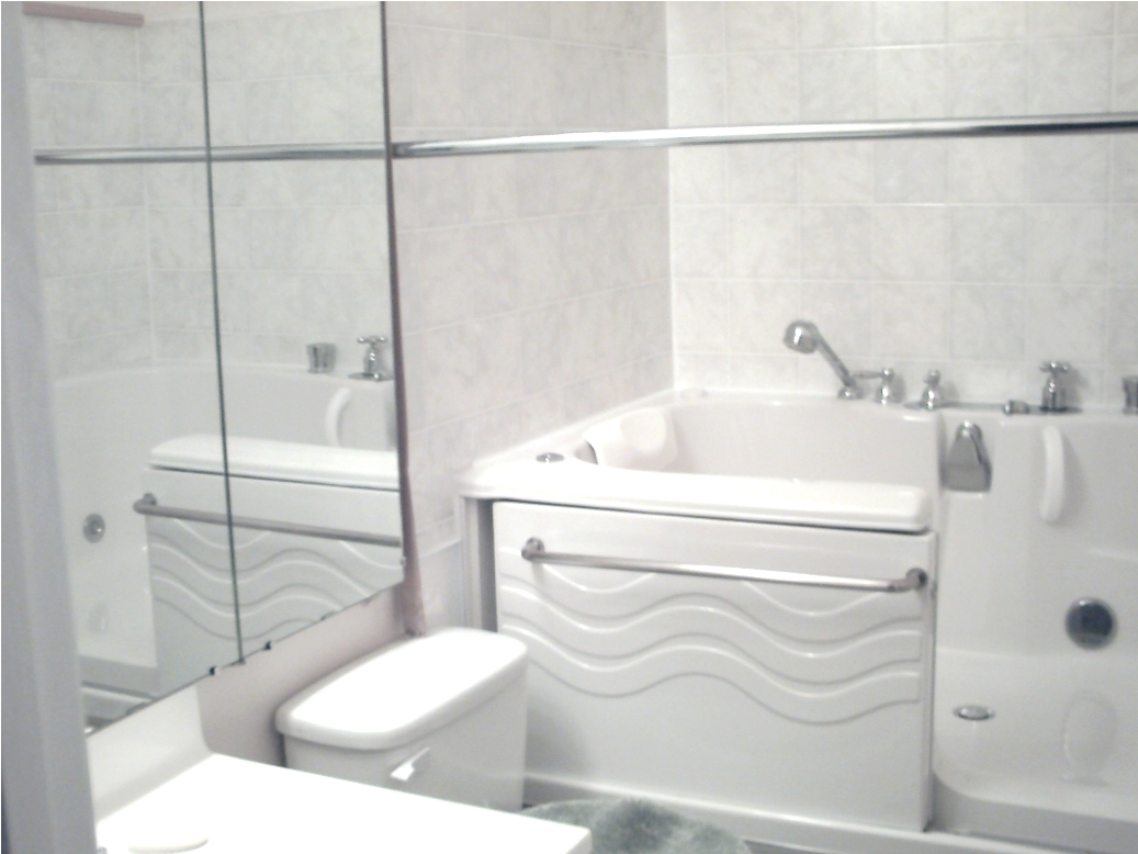 Condo Tub B – Safety Plus Slide-in Bath tub with right hand door ...
