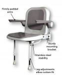 Standard Seat - Gray