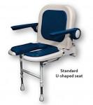 Standard U Shape Seat - Blue