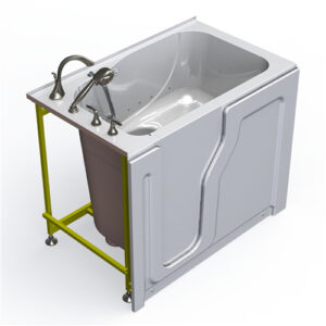 NEW Redesigned Escape Plus Walk-in Tub