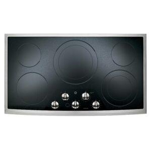 GE JP656DDSS electric cooktop