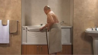 Man W Tub