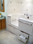 ADL Slide-in Baths