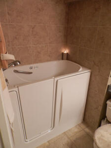Walk-in Bathtub Project 4